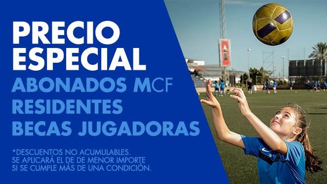 MCF / DESCUENTOS CAMPUS