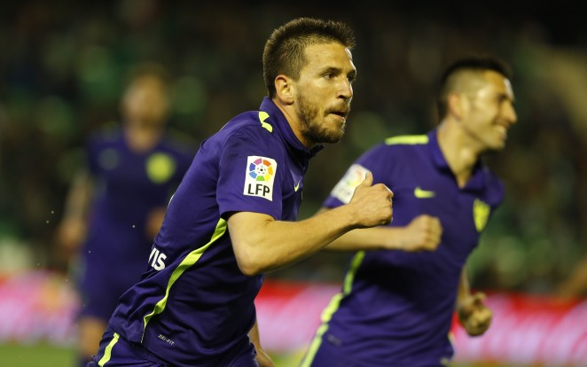 Real Betis Balompié Málaga Cf 0 1 Málaga Web Oficial