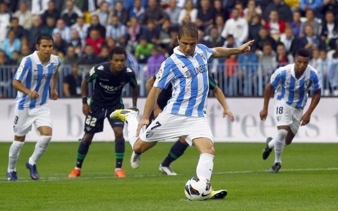 Málaga Cf Real Betis Balompié 4 0 Málaga Web Oficial