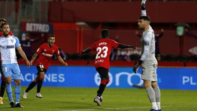 Los dos arranques condenan al Málaga en Mallorca (3-1) 2