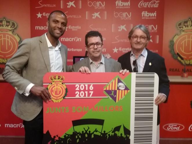 Rcd Mallorca Tickets