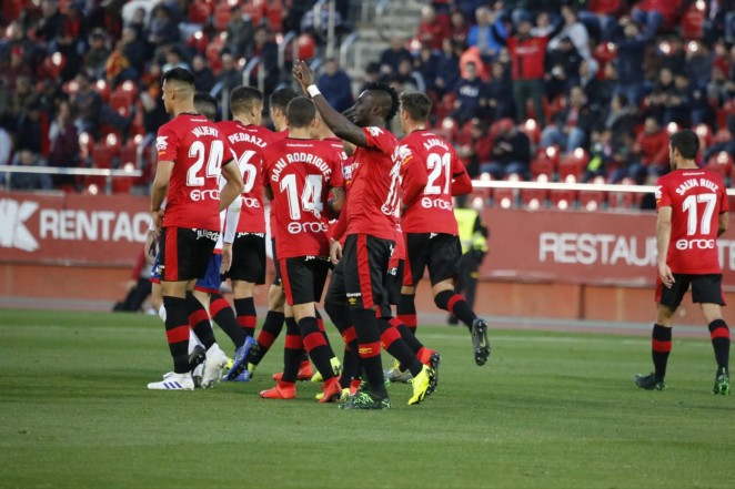 Victoria del RCD Mallorca 2-0 frente al Rayo Majadahonda