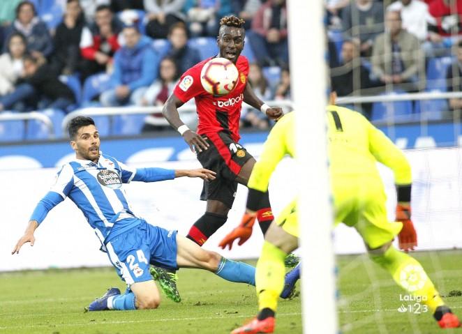Derrota cruel del RCD Mallorca en el último minuto