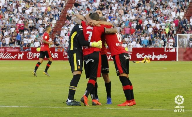 El RCD Mallorca jugará la final para ascender a Primera División