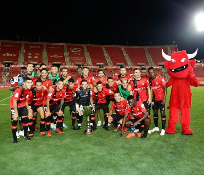 El RCD Mallorca disputará el Ciutat de Palma contra el Levante UD