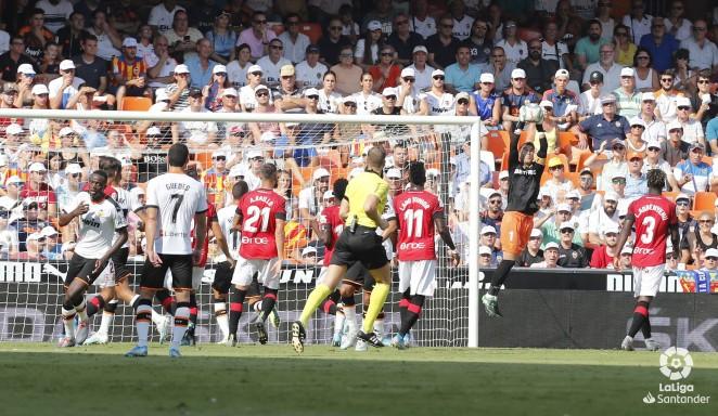 Dos penaltis condenan al Mallorca contra el Valencia CF