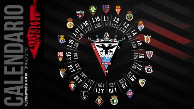 Calendario Segunda B Grupo 1.El C D Mirandes Jugara En El Grupo Ii De Segunda Division B