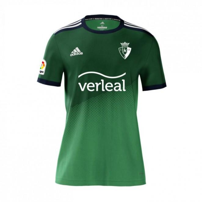 Segunda camiseta temporada 2021-2022