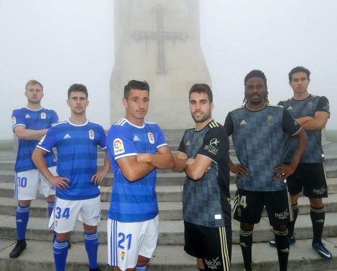 tiburón Pantera Colector  Presentation of Adidas shirts 18/19   Real Oviedo - Web Oficial