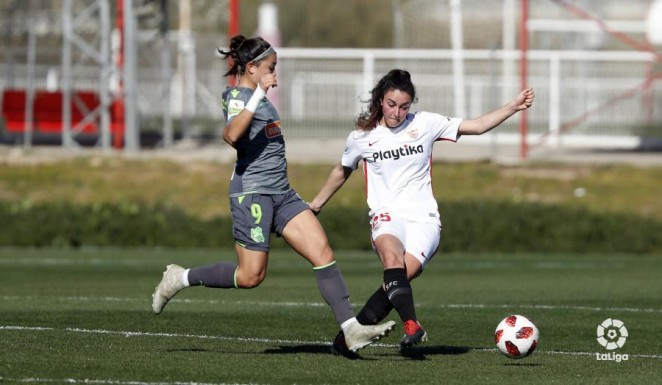 Vicky Benítez, nueva jugadora del Real Oviedo (Foto: LaLiga).