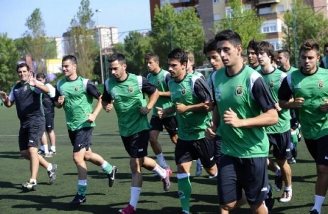 A carrera en La Albericia