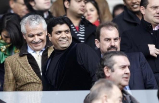 Ali junto a Pernía y Ángel Torres