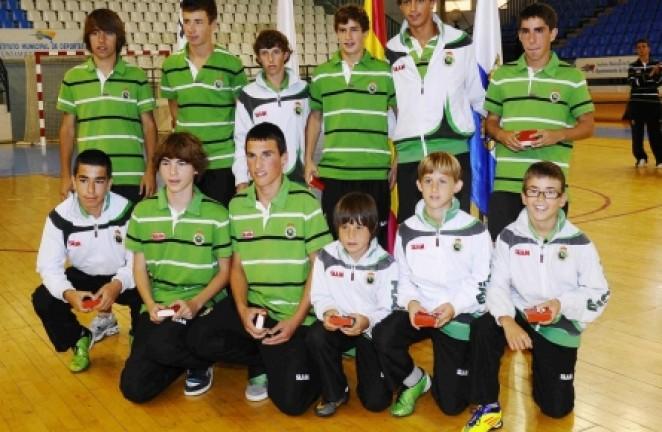 Ganaron el social de fútboltenis