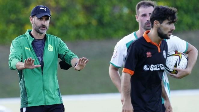 """""""La victoria nos dio confianza, pero jugamos contra un rival fuerte que está en buena dinámica"""""""