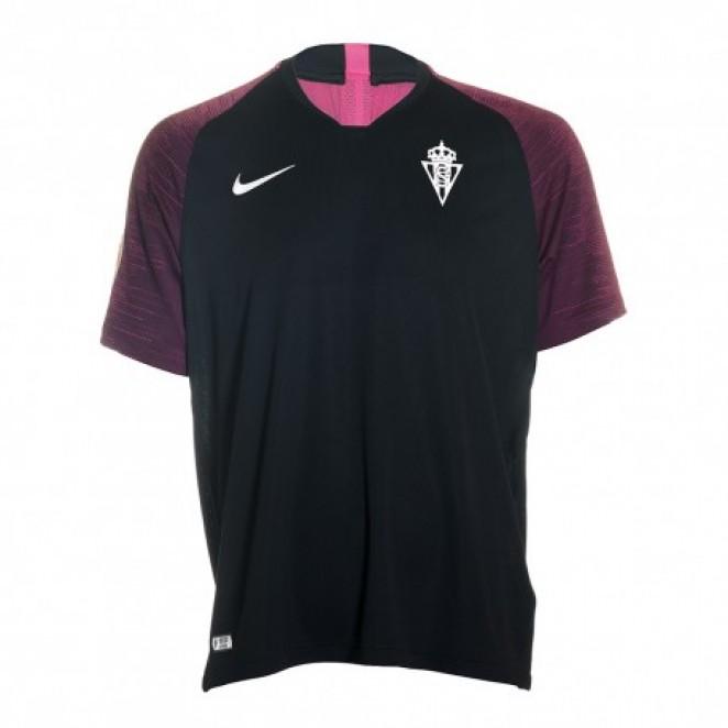 Camiseta negra 2ª equipación 19-20
