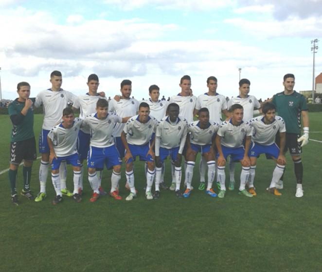 El Juvenil A del CD Tenerife jugará ante el Real Madrid, en los ...