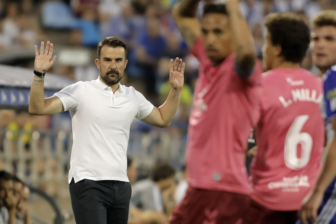 """López Garai: """"Los jugadores saben que este es el camino"""""""