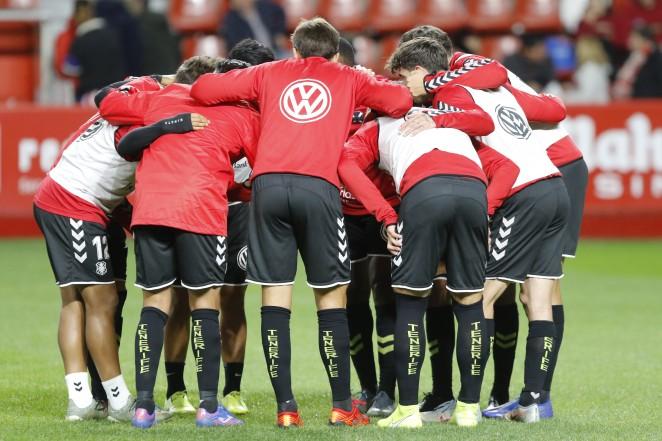 El CD Tenerife disputará tres partidos más en 2019