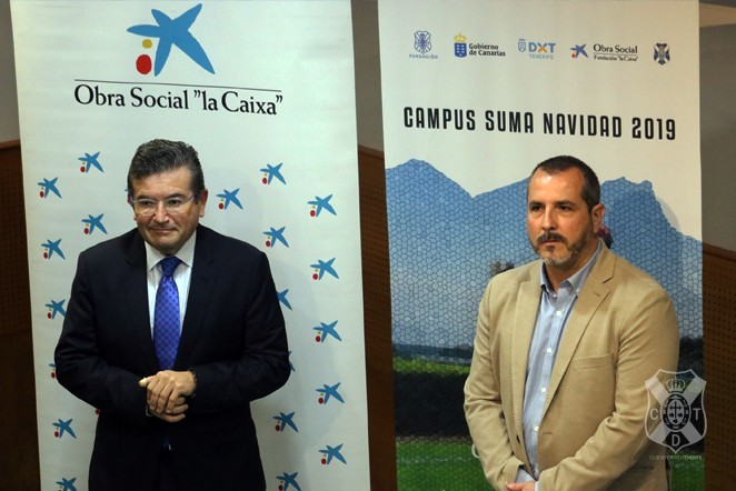 """Llega el Campus Suma de Navidad en colaboración con la obra social """"la Caixa"""""""
