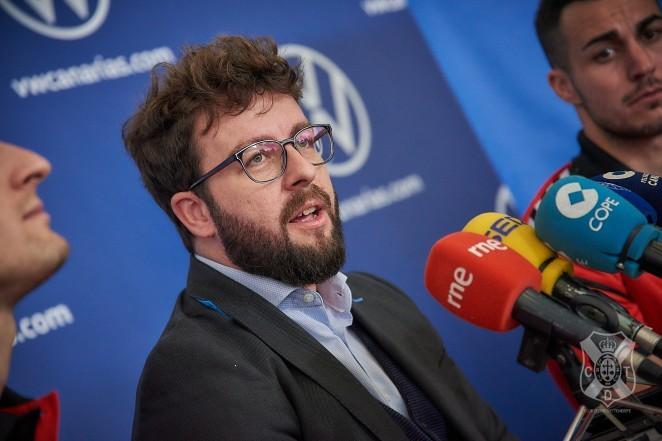 """Víctor Moreno: """"Nuestra intención no es perder potencial en este mercado"""""""