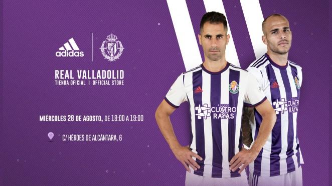 máximo Intentar Correspondiente a  La piel adidas del Real Valladolid 2020/21 | Real Valladolid - Web Oficial