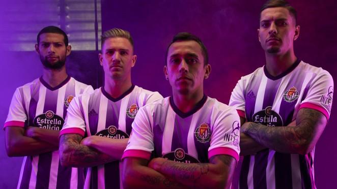 No haga conversión Tres  La piel adidas del Real Valladolid 2020/21 | Real Valladolid - Web Oficial
