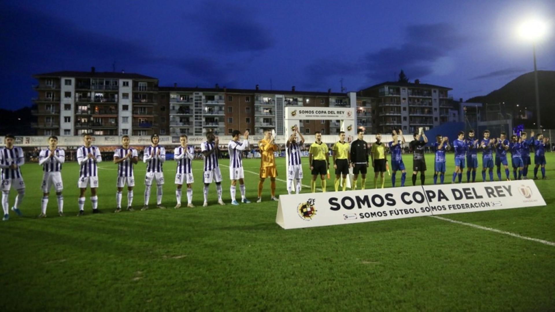 A La Espera De Rival En Copa Real Valladolid Web Oficial