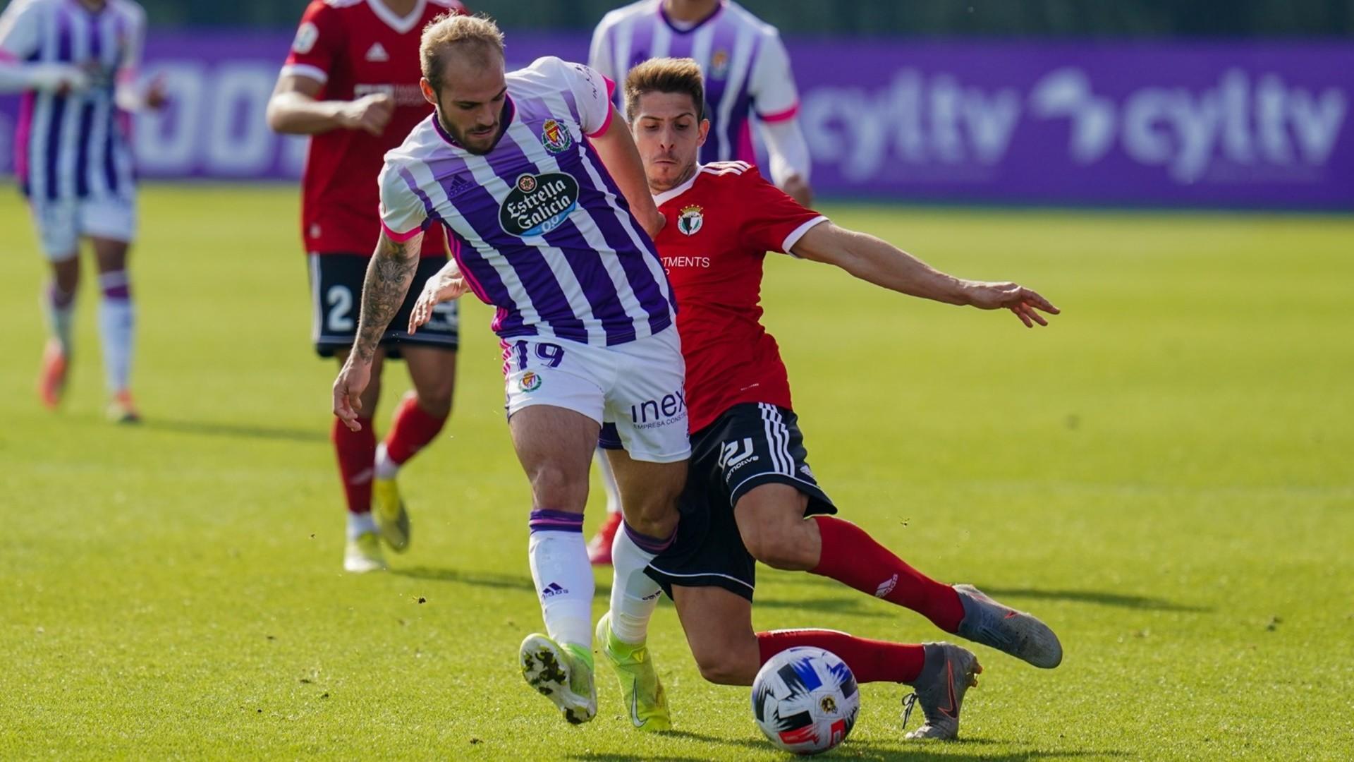 El Burgos Cf Promesas Aplazado Real Valladolid Web Oficial