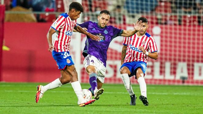 1-0: Sin pegada   Real Valladolid - Web Oficial